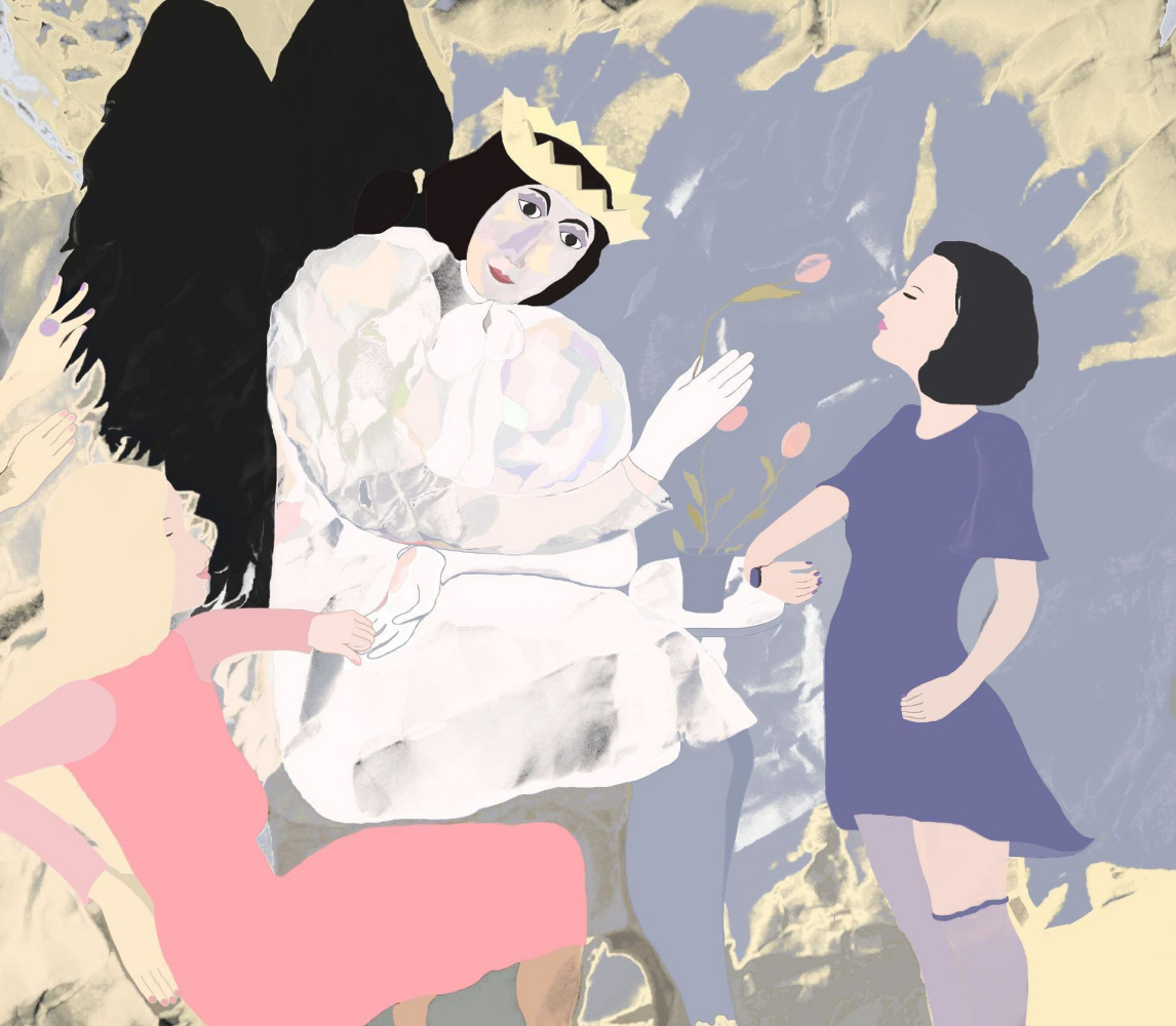 "Svetlana Sisina. ""Guidance of an Angel"""