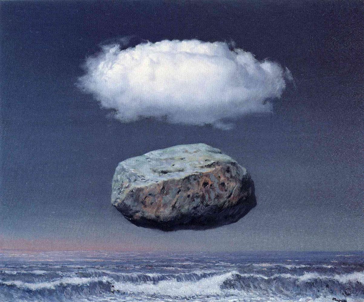 René Magritte. Pure ideas