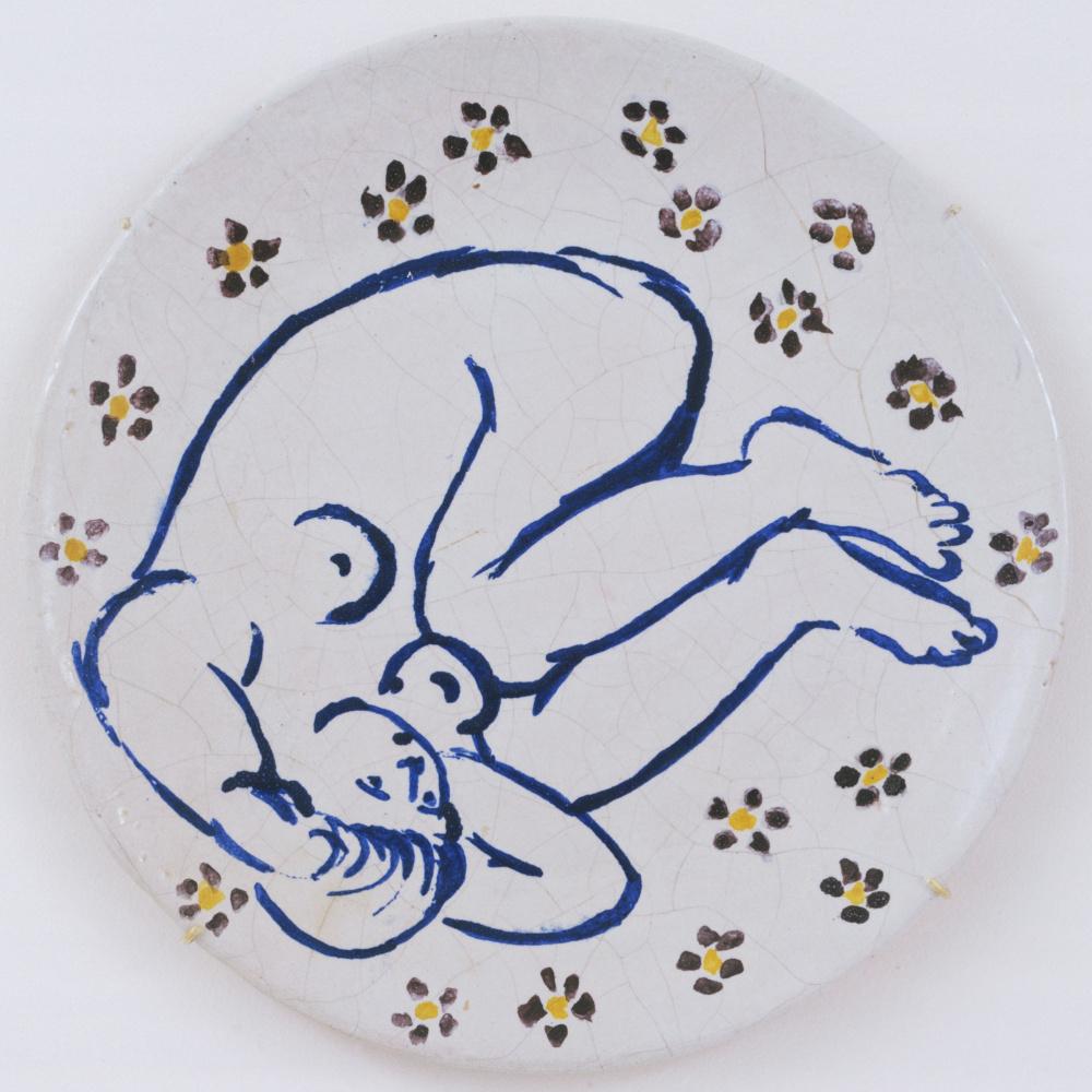 Henri Matisse. Обнажённая