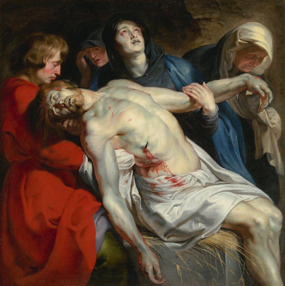 Питер Пауль Рубенс. Положение во гроб