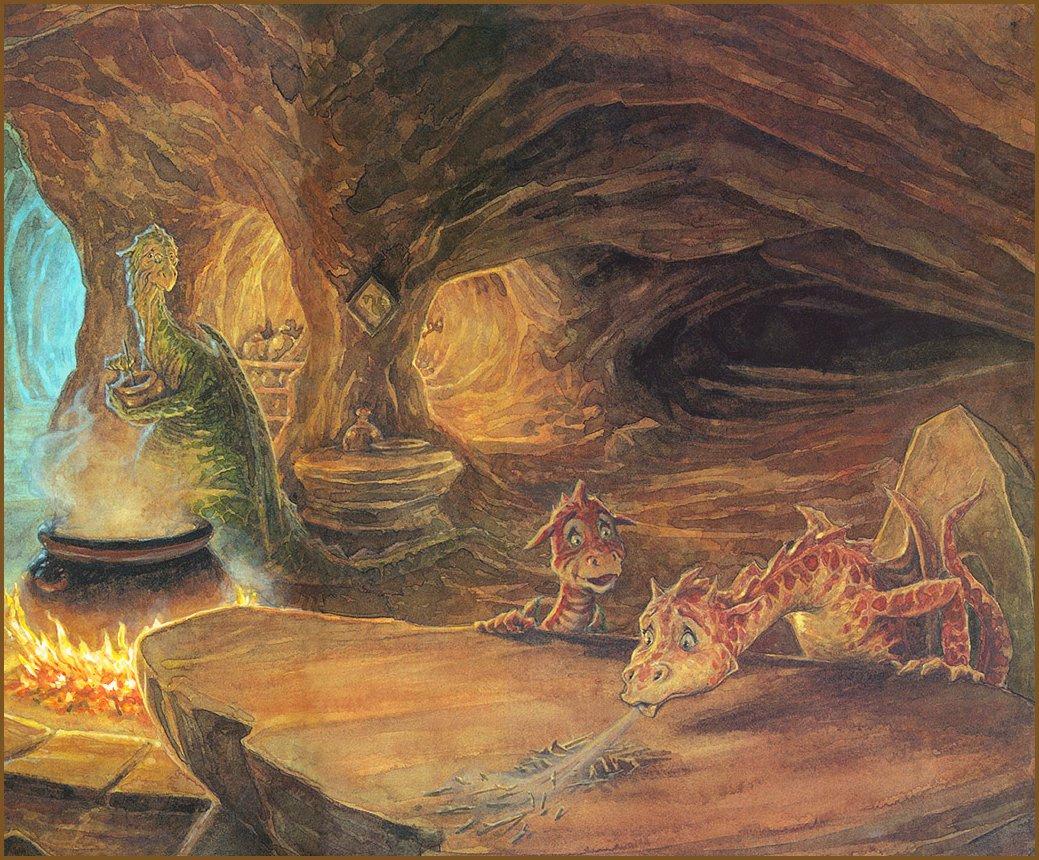 Patrick James Lynch. Extinct Ignis