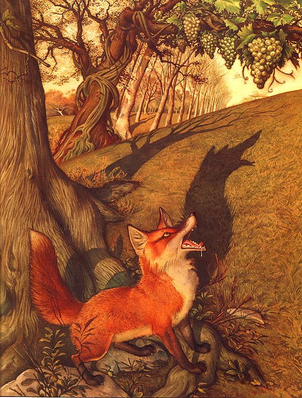 Чарльз Сантор. Тень лисы