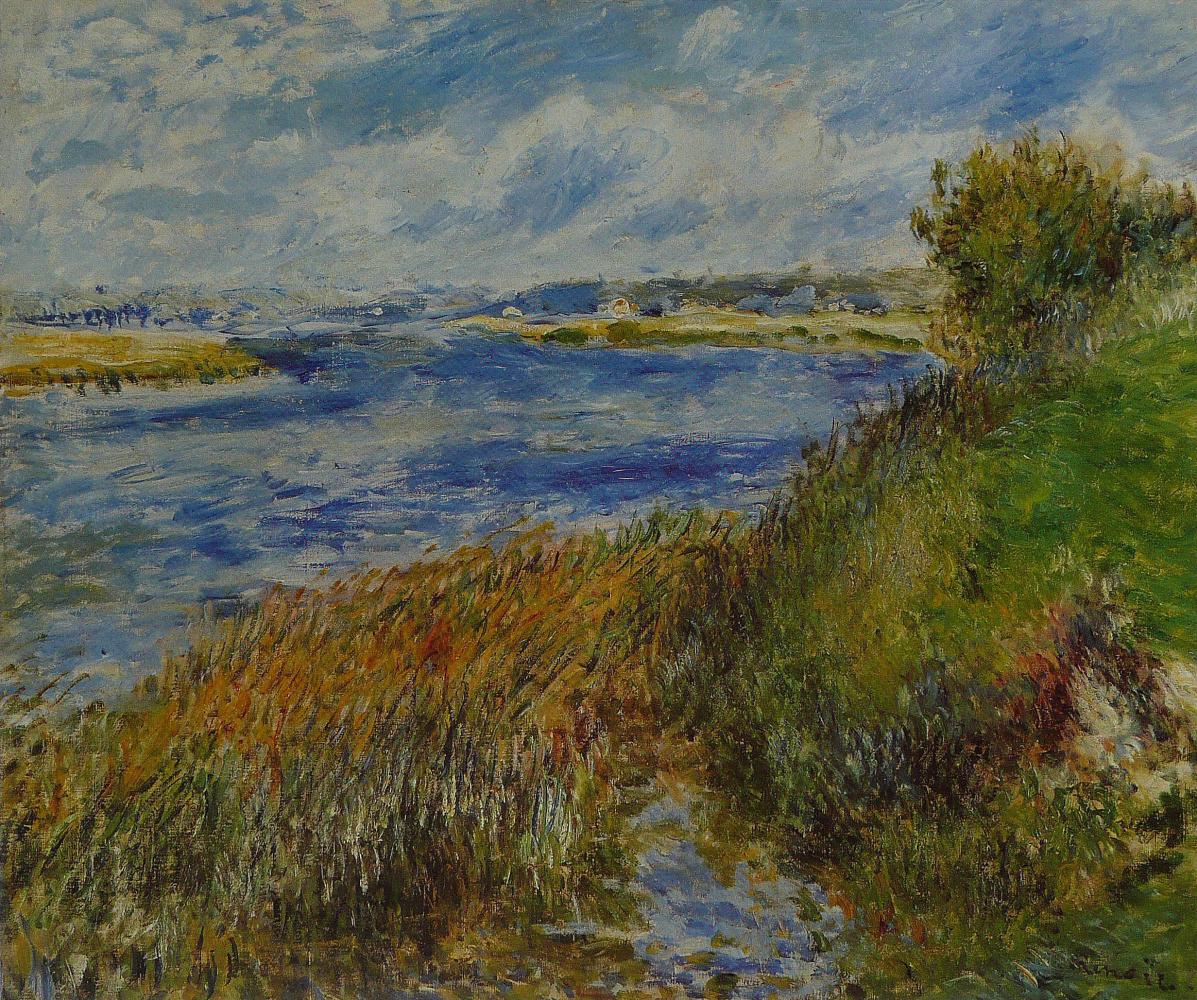 Pierre-Auguste Renoir. Hay in Empresa