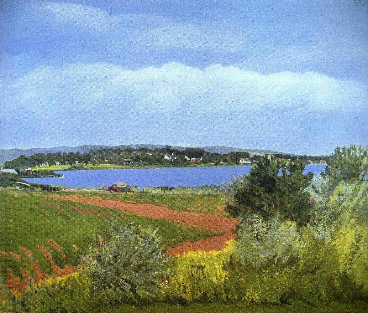 Джейн Фрейличер. Пейзаж 1