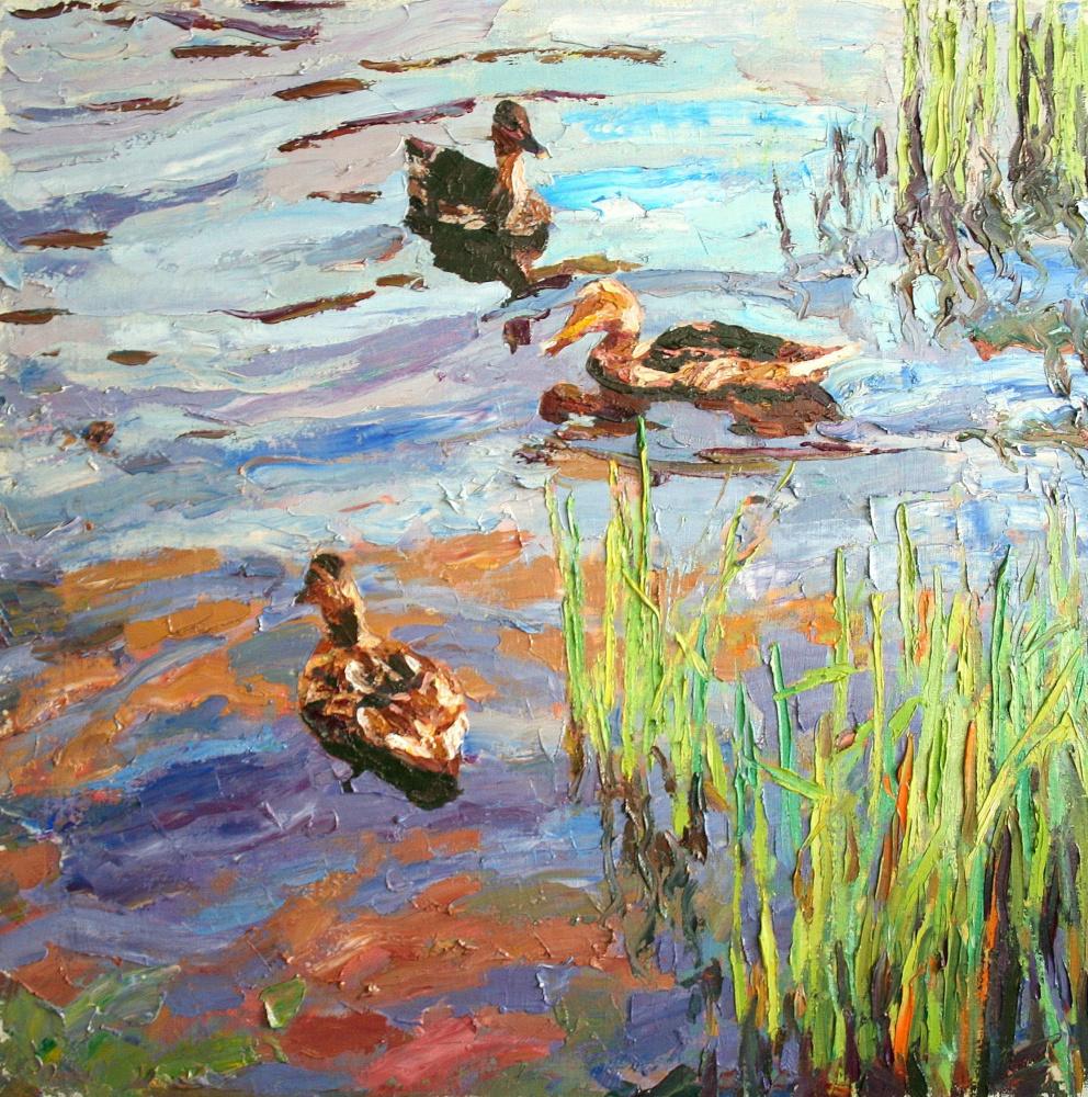 Mikhail Rudnik. Ducks