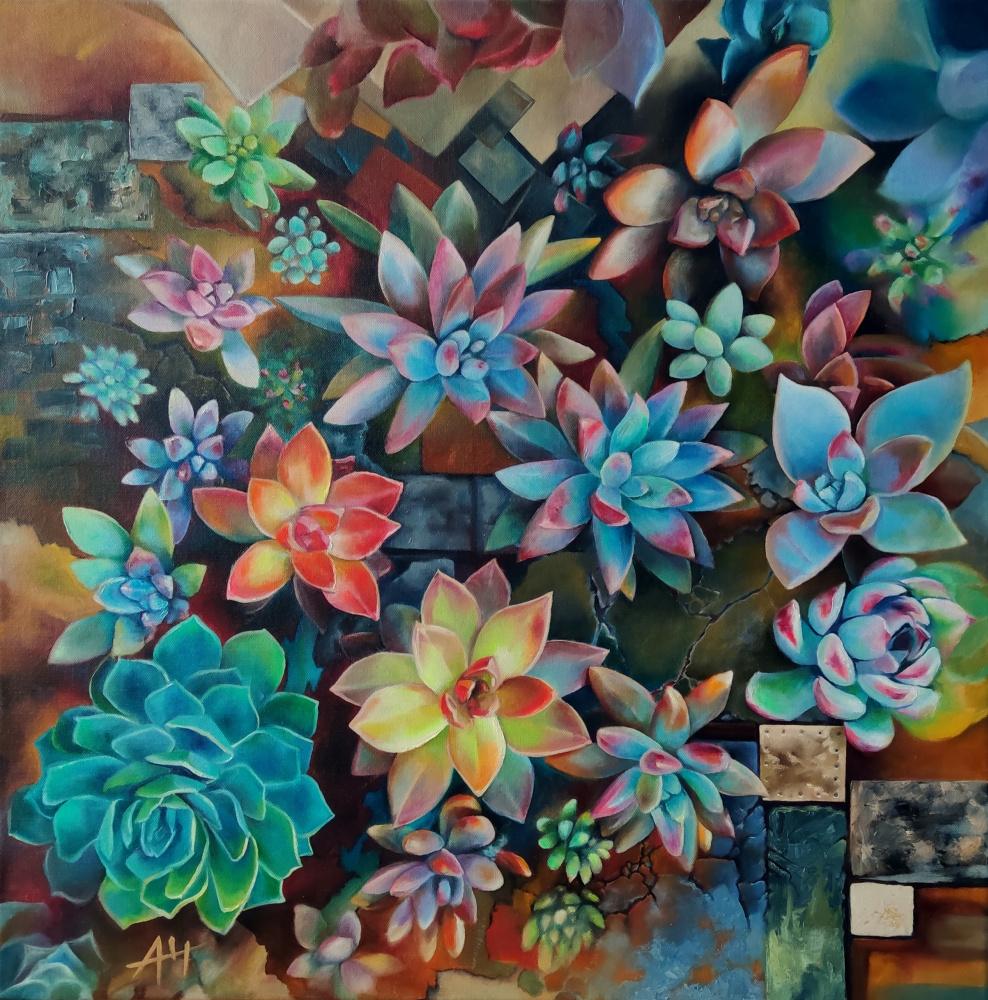 Alexey Chernov. Succulents