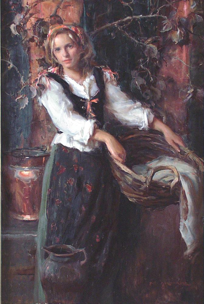 Даниэль Герхартц. Гобелен