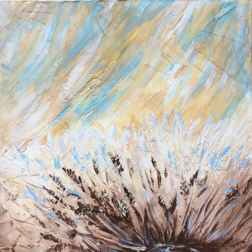 RESEA .. Flowers of Russia. Study 2. Reed