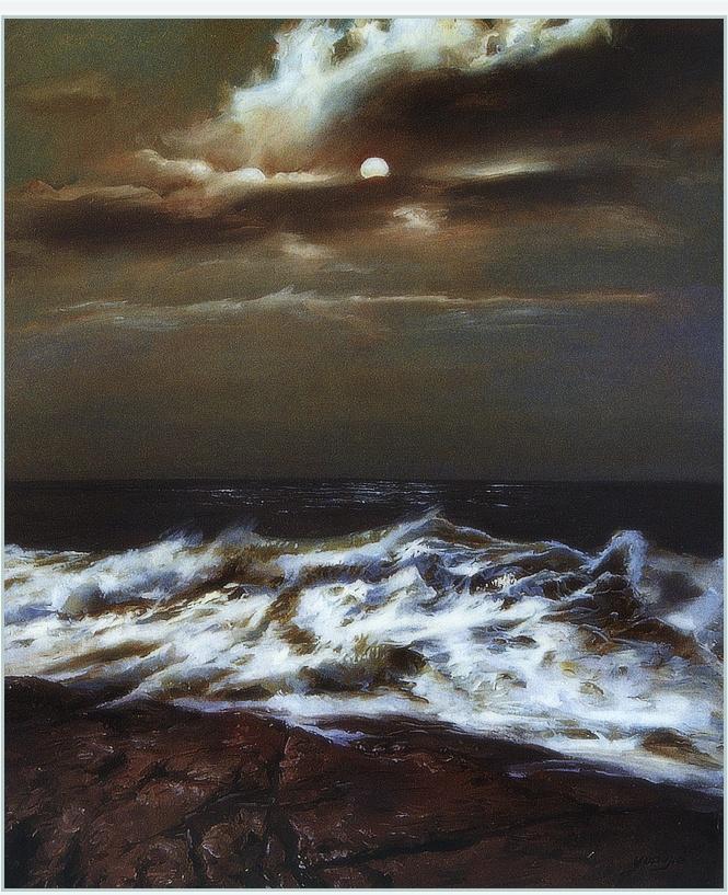Ю. Пуджиес. Лунный свет
