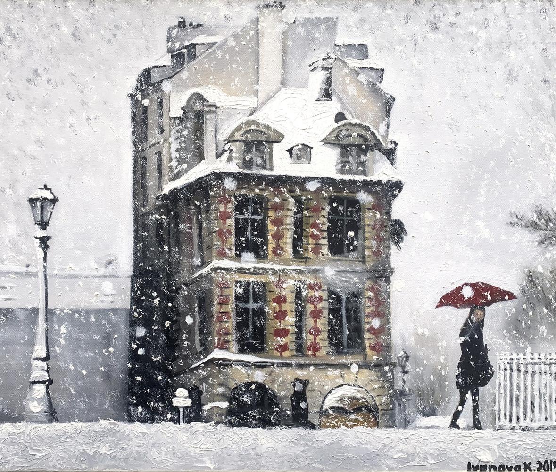 Karina Ivanova. Snowfall