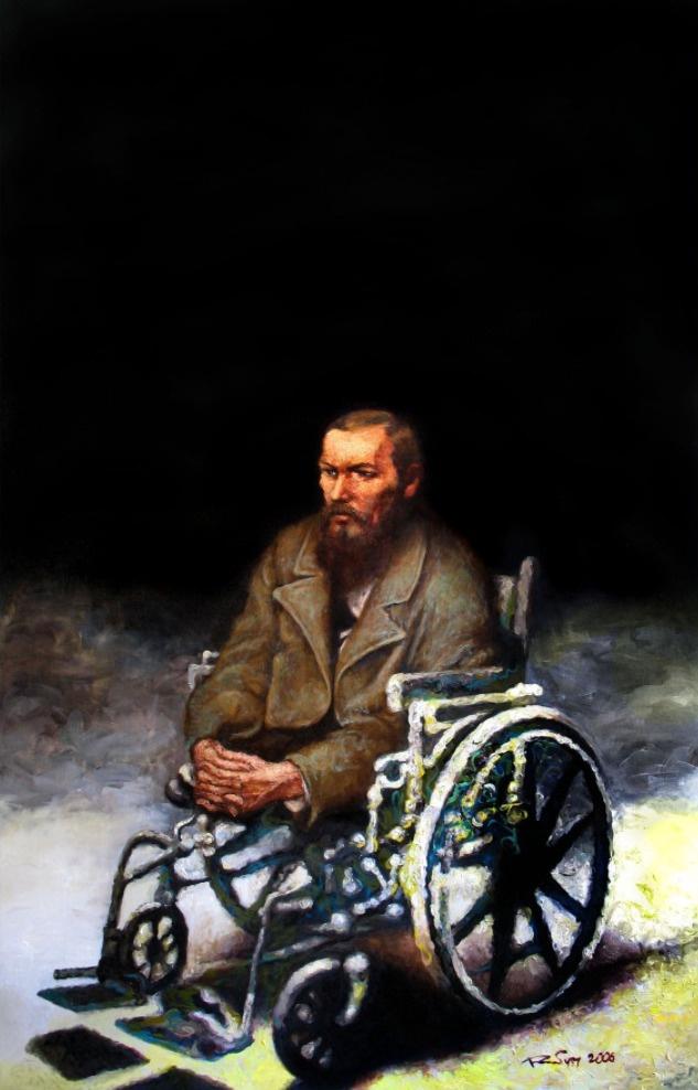 Alexander Anatolevich Roitburd. Dostoevsky