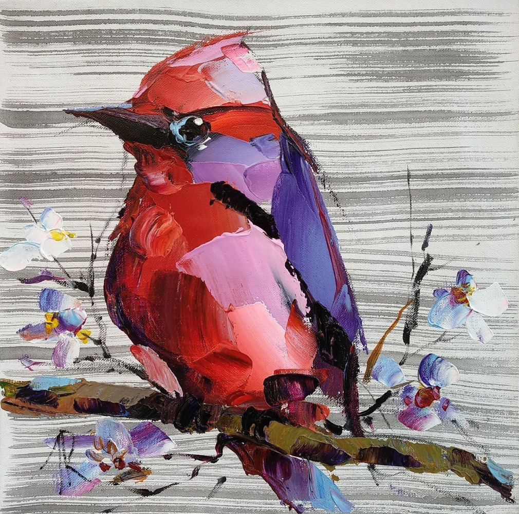 """Jose Rodriguez. It's all about the beauty of the N8 """"Birds"""" Series"""