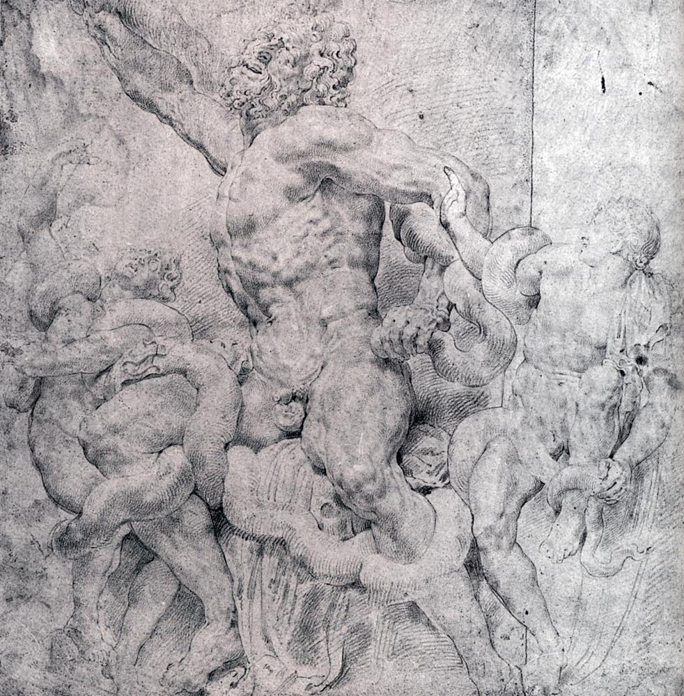Питер Пауль Рубенс. Лаокоон и его сыновья