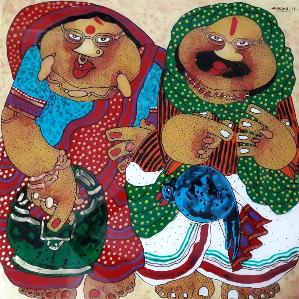 Shyamal mukherjee. Babu bibi