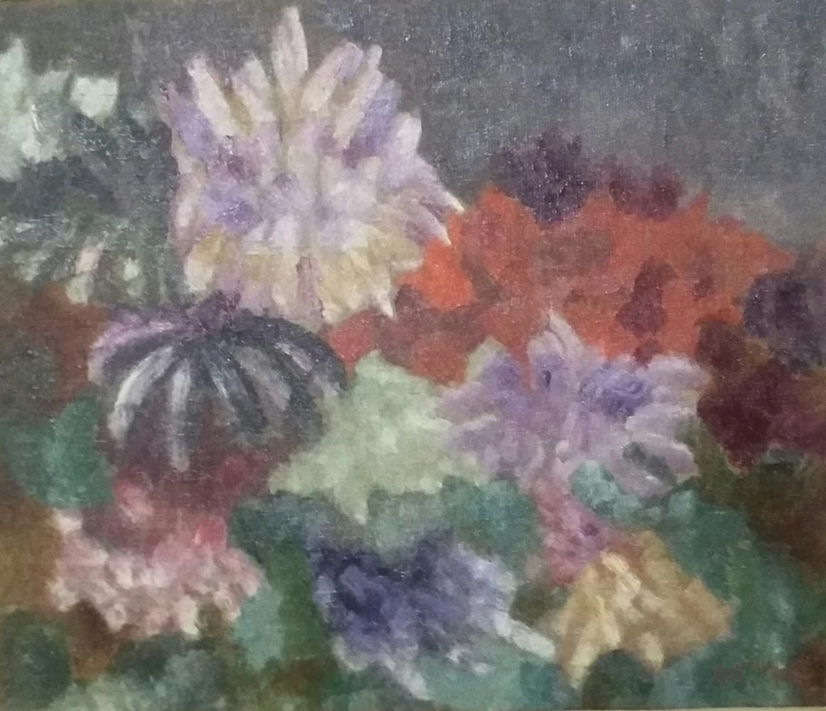 Igor Vasilyevich Ivanov. Dahlia Grove