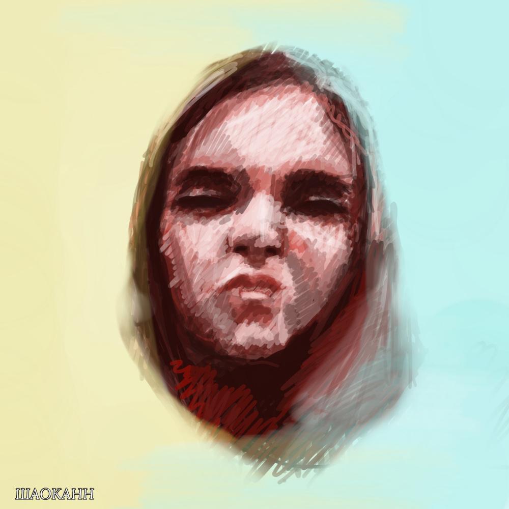 SHAOKANN. Portrait