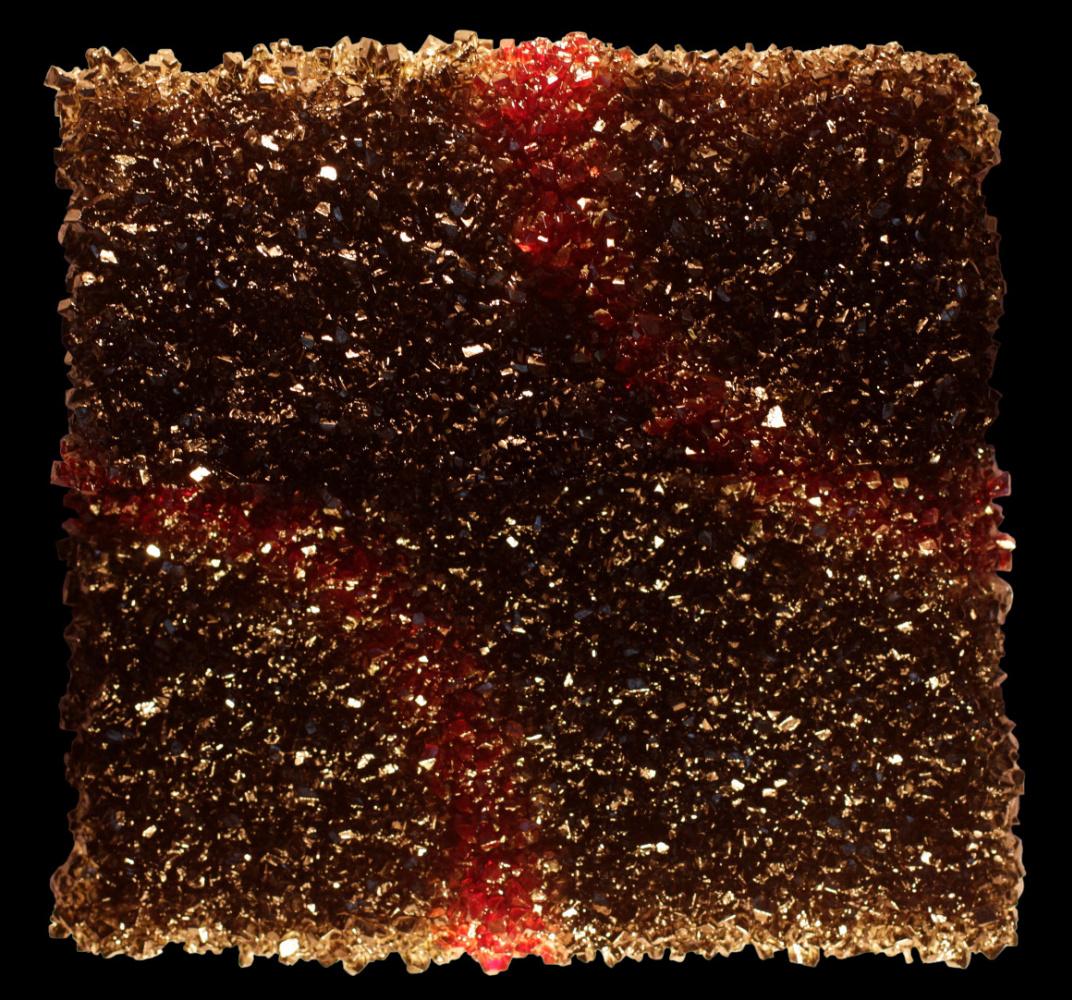 Vranin. Метаморфозы красного и чёрного