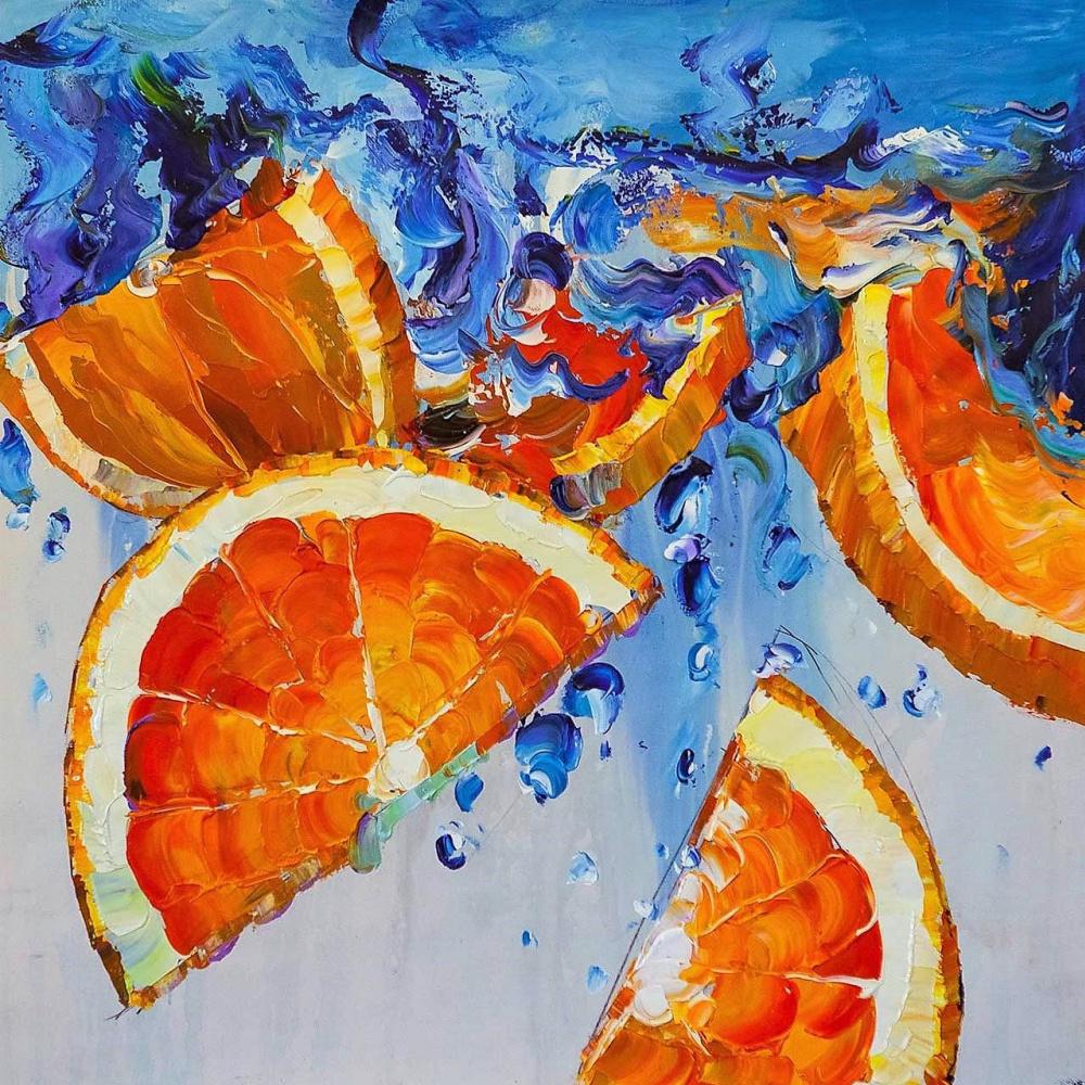 Jose Rodriguez. Citrus fresh. Oranges