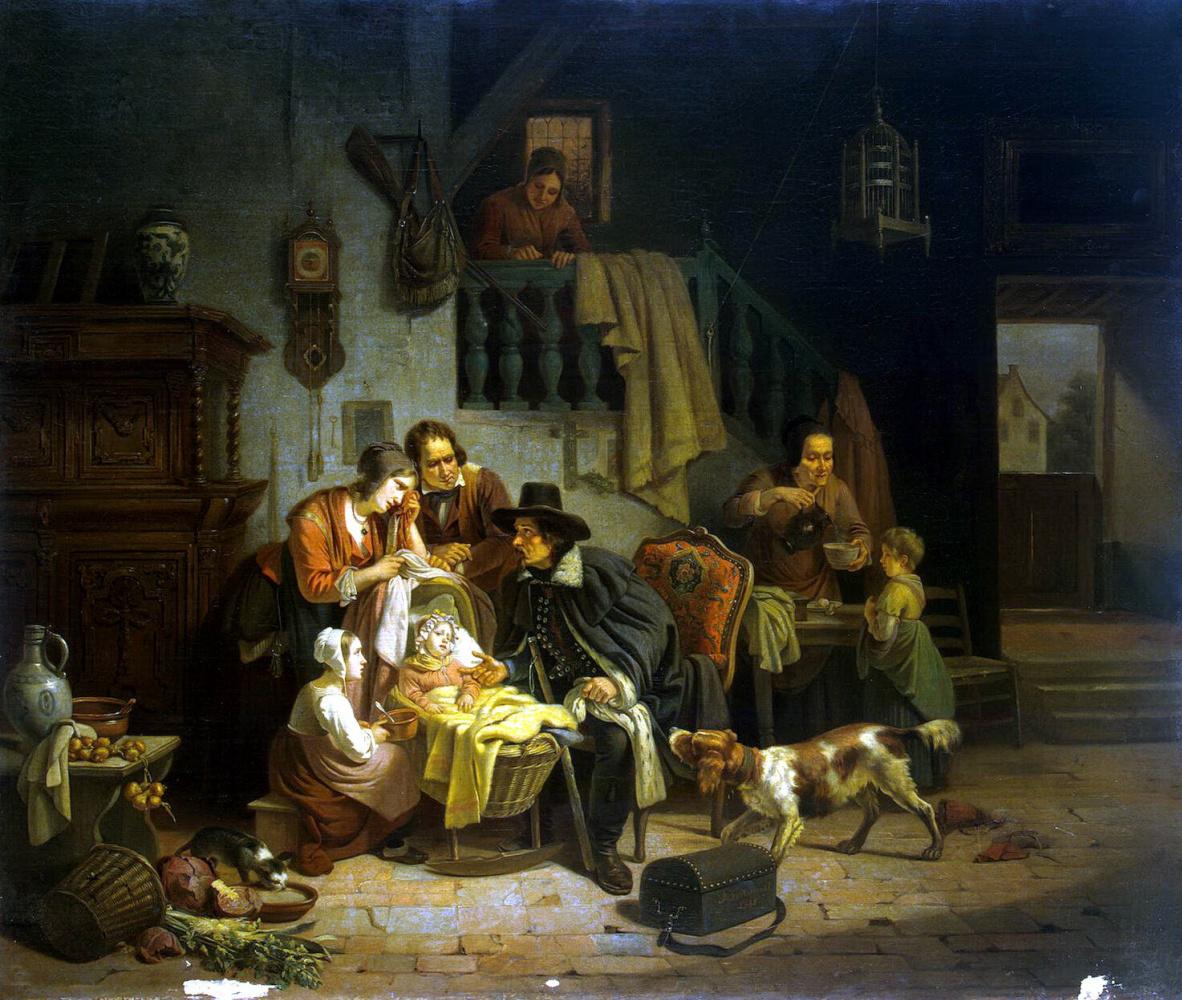 Теодор Жозеф Луи Гейрнерт. Венгерский врач