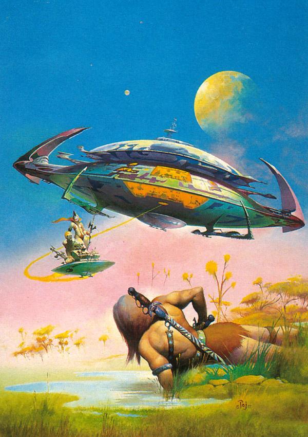 Peter Andrew Jones. Landing