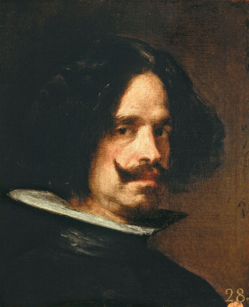 Diego Velazquez. Self-portrait