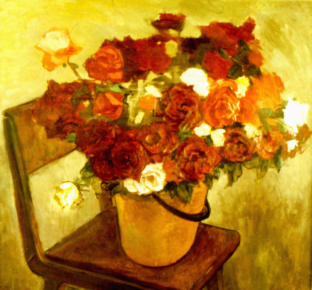 Александр Викторович Беляков. Roses from the garden