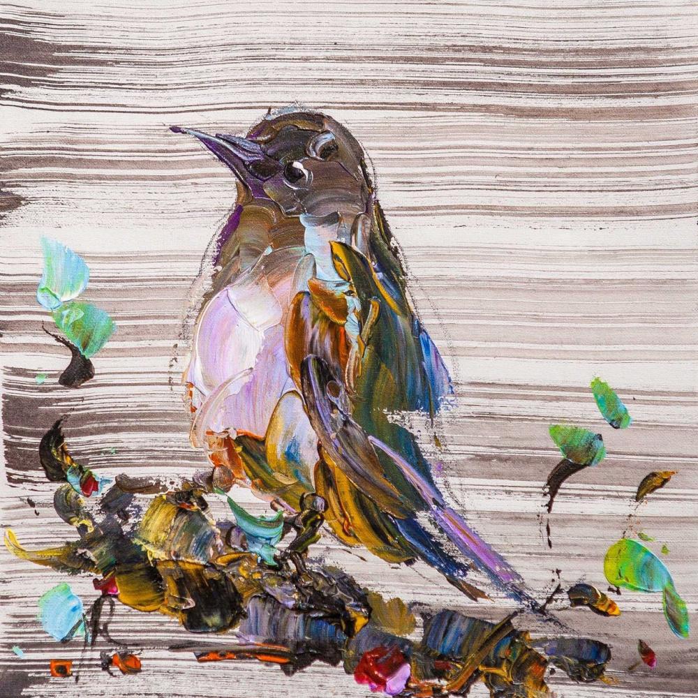 Jose Rodriguez. Lucky Bird N6
