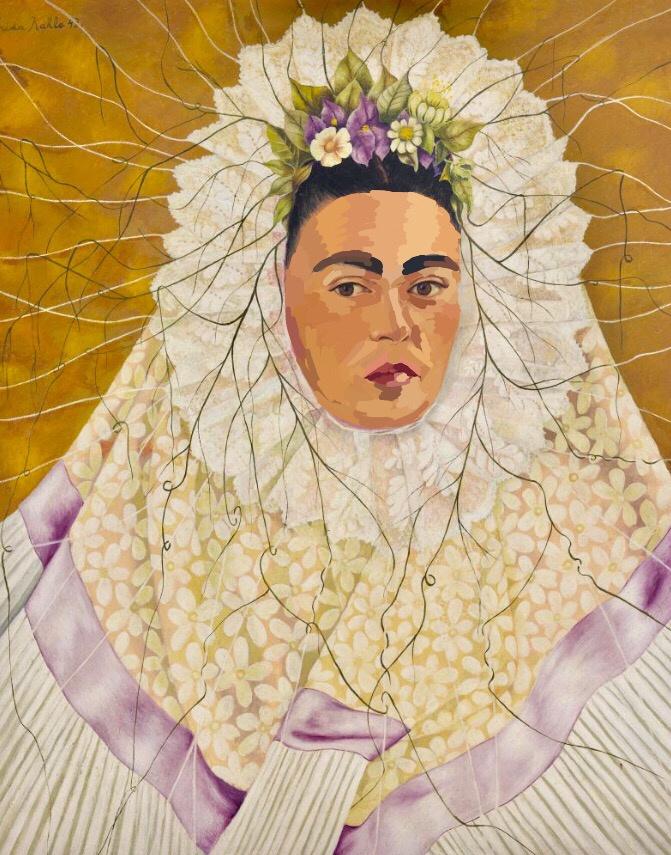 Angelina Shagbazova. Frida Kahlo (Advanced Frida Kahlo)