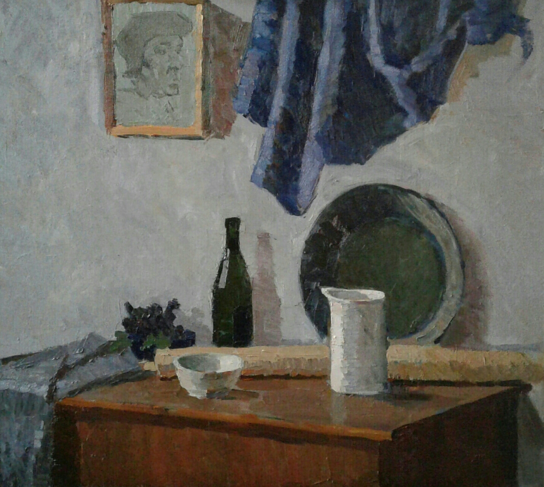 Elizabeth Novoseltseva. Still life