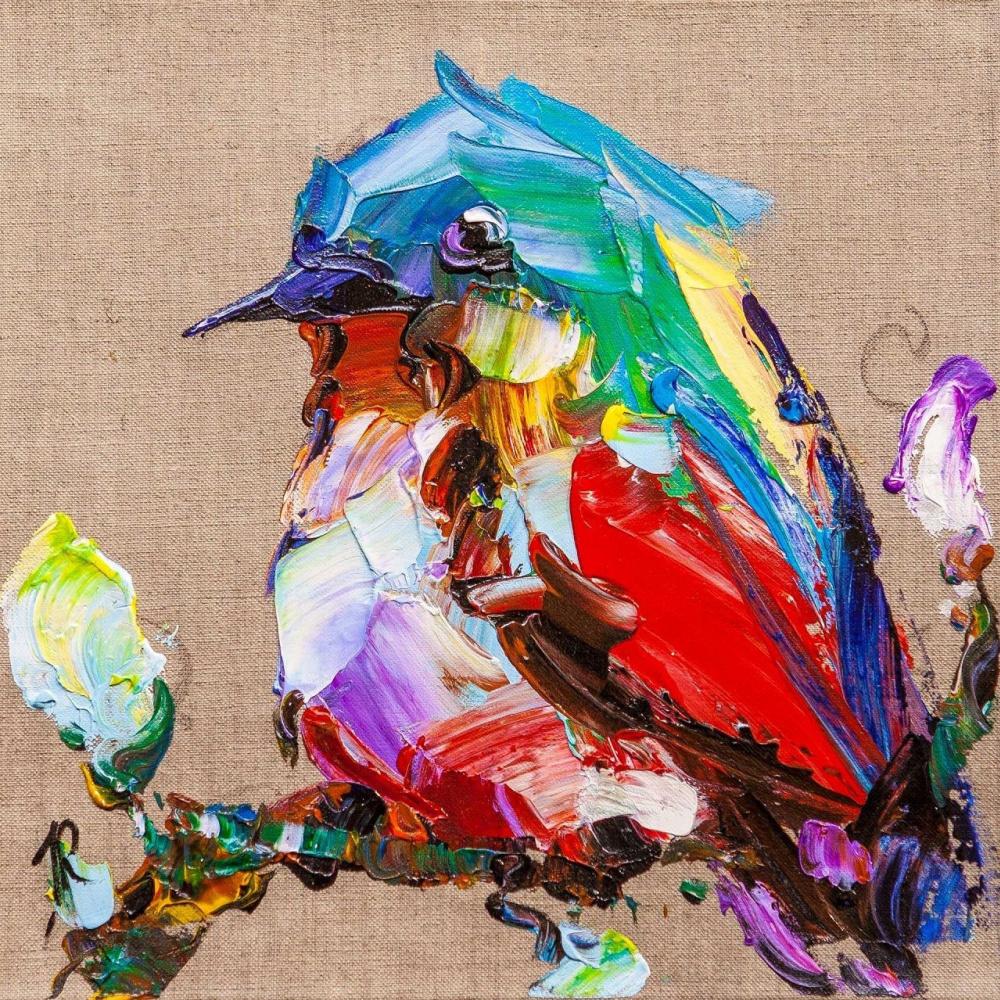 Jose Rodriguez. Lucky Bird N3