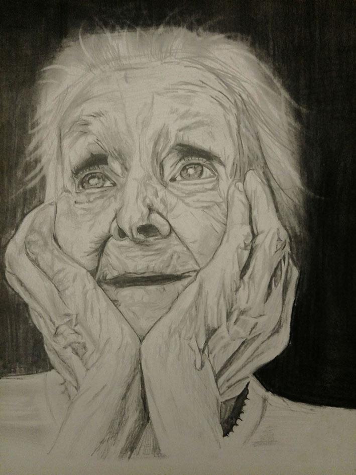 Natalia Ivanovna Kudrya. Look into eternity