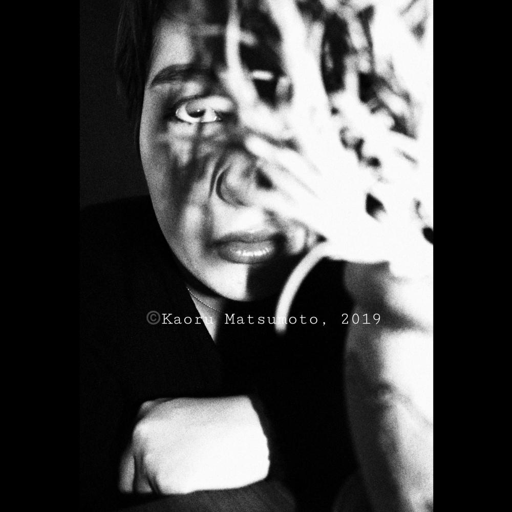 Kaoru Matsumoto. Autoportrait