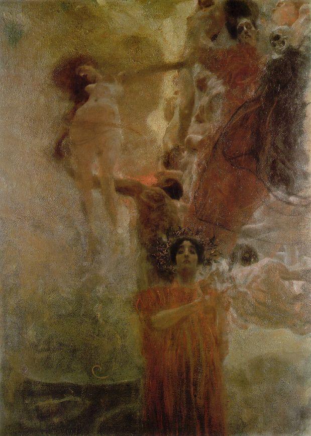 Gustav Klimt. Medicine