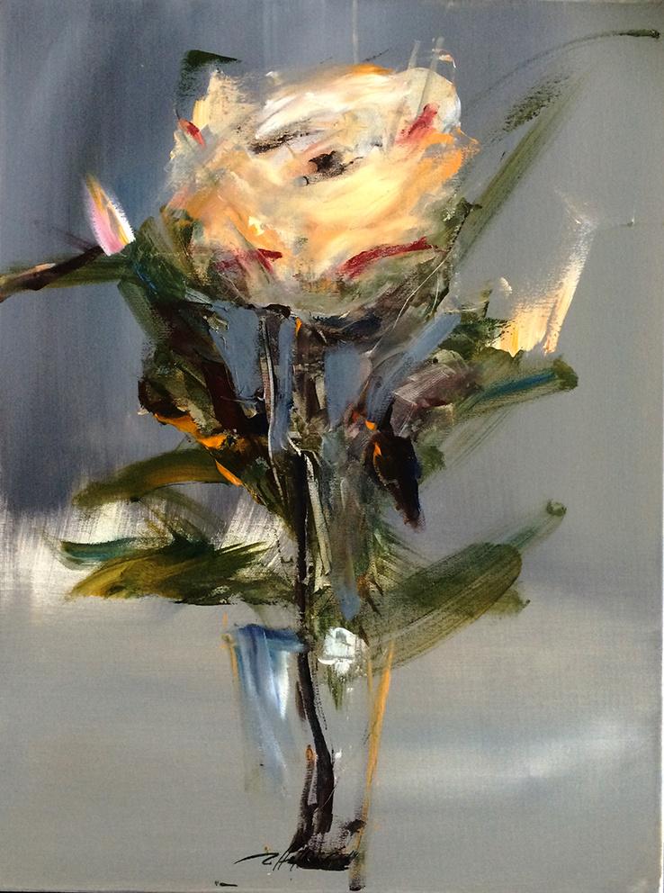 Robert Hettich. Чайная роза