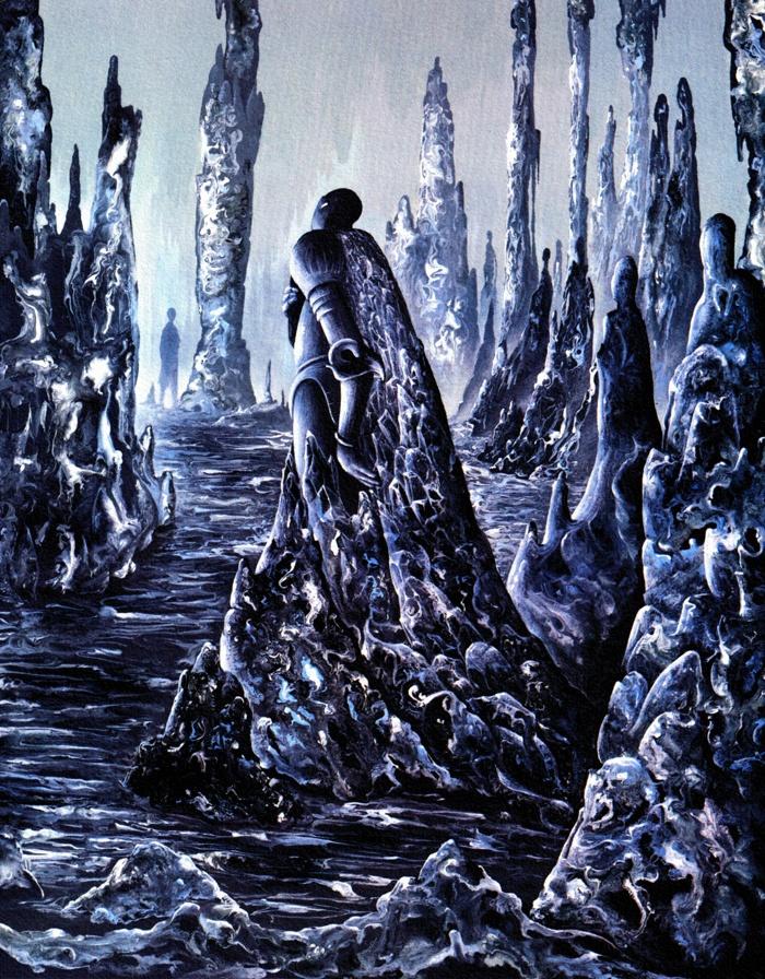 Фредерик Климента. Принц зимы  09