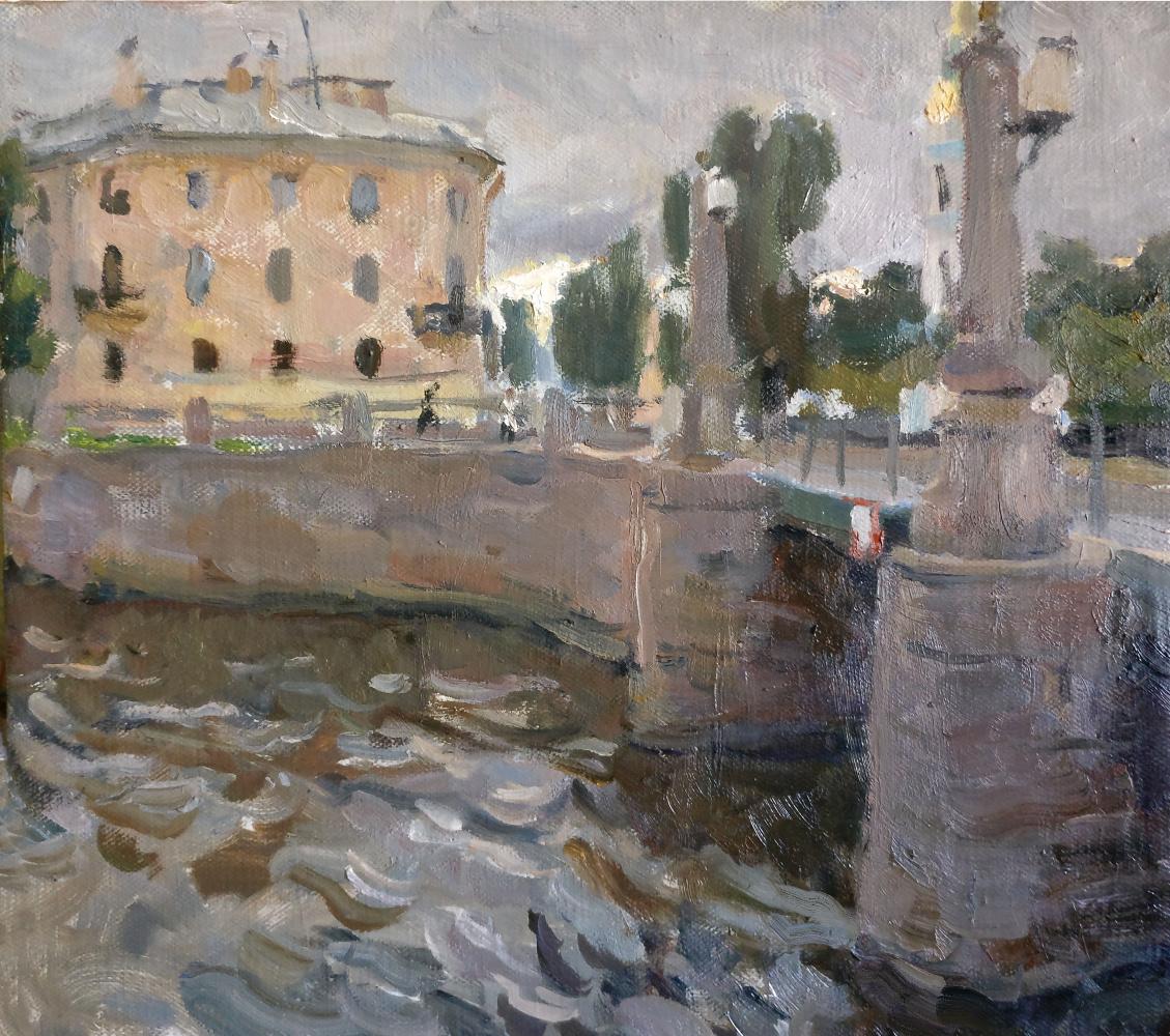 Samir Rakhmanov. Pikalov's Bridge