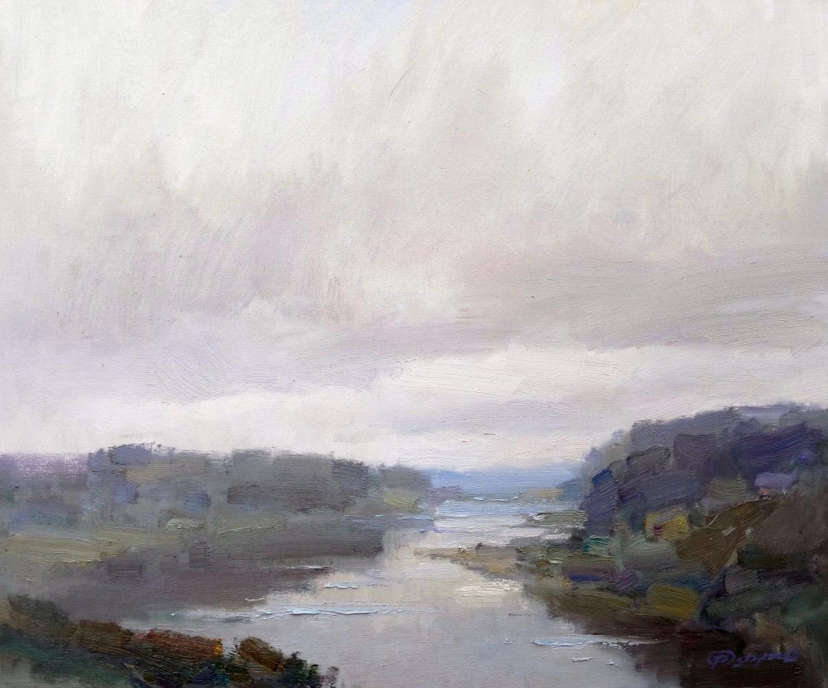 Pavel Vasilyevich Ostaptsev. Silver river