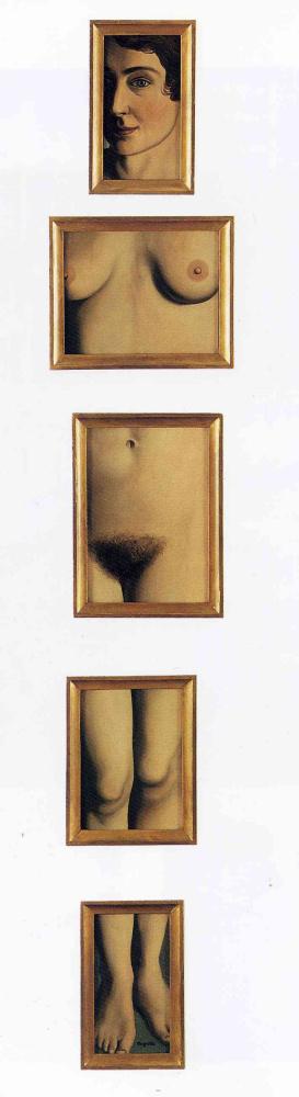 Рене Магритт. Вечное доказательство