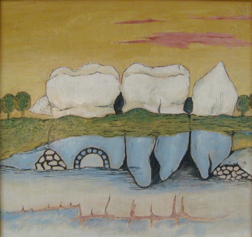 "Yuri Petrovich Konnov. ""Dental landscape"""