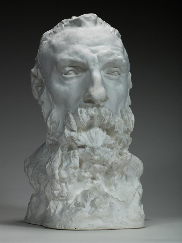 Камилла Клодель. Портрет Огюста Родена