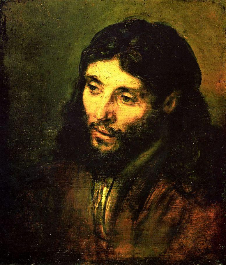 "Рембрандт Харменс ван Рейн. Христос ""в жизни"""