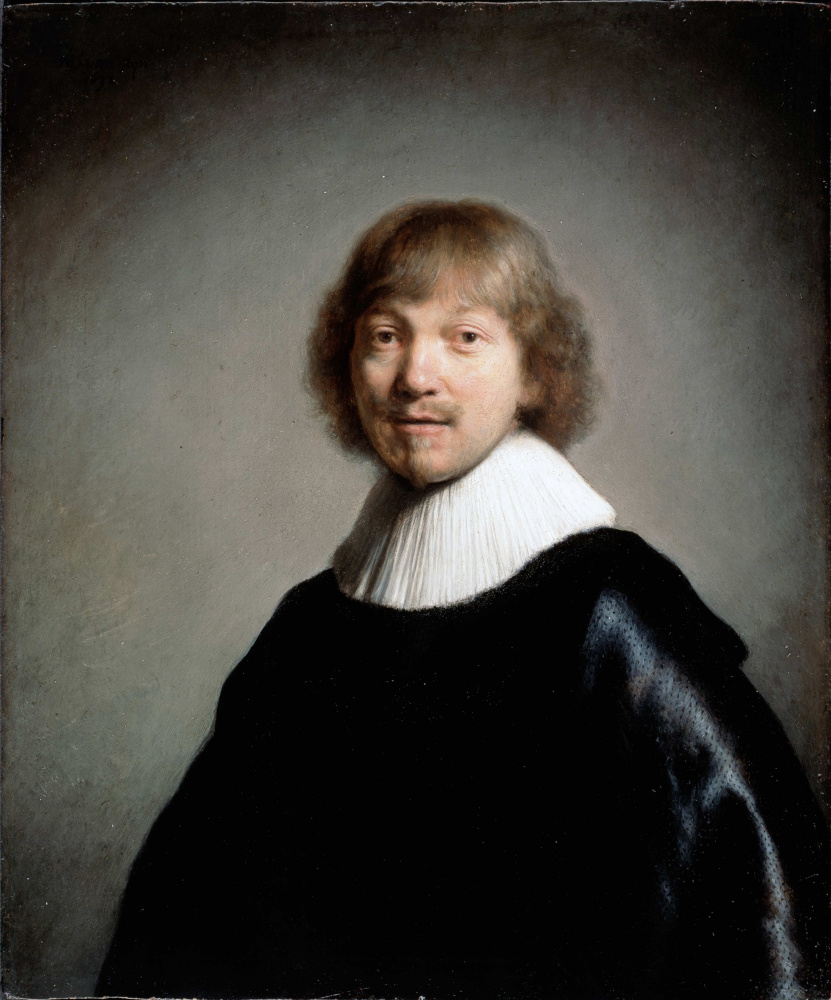 Рембрандт Харменс ван Рейн. Портрет Якоба де Гейна III