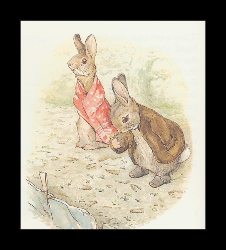 Бенджамин и Кролик Питер Банни. Сказка о кролике Питере 32