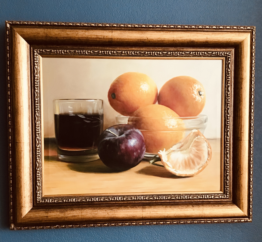 Unknown artist. Still life