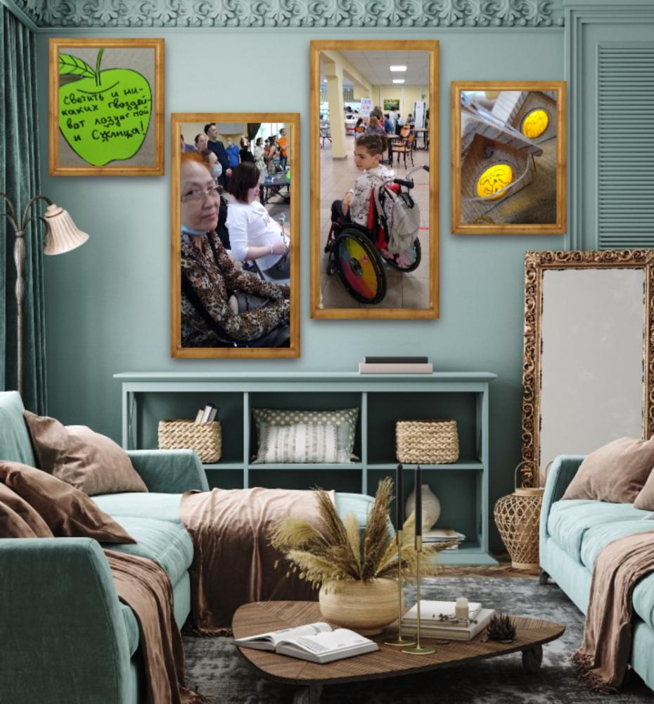 Наталья Гарбер. Светить - и никаких гвоздей. VR-art квартет для luxury-компании высокой социальной ответственности