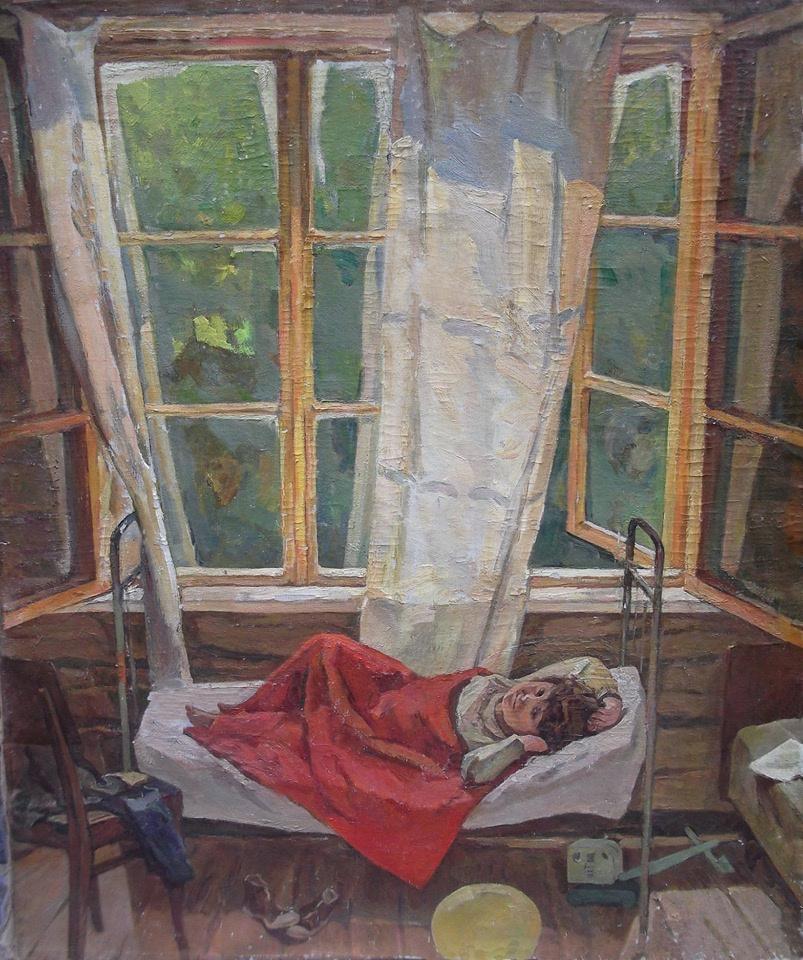 Sergey Leonidovich Ascension. Good morning