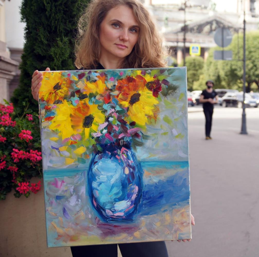 Андрей Горба. Sunflower