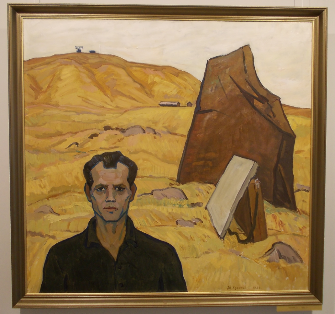Yuri Ivanovich Khudonogov. Artist
