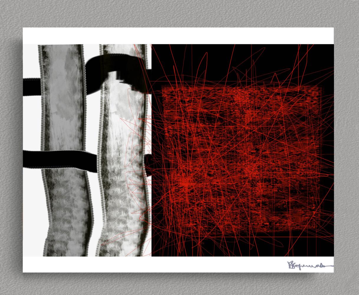 Vladimir Evgen'evich Koreshkov. Beautiful red