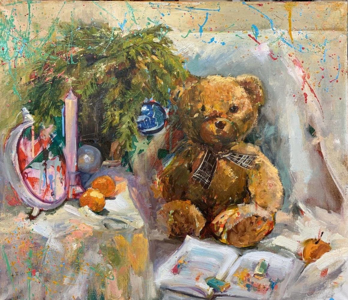 Marina Vladimirovna Berezina. Childhood